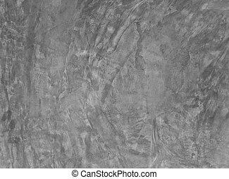 gris, poli, coloré, mur, arrière-plans, /, béton
