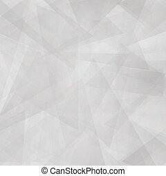 gris, résumé, moderne, fond