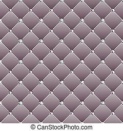 gris, résumé, tapisserie ameublement, fond