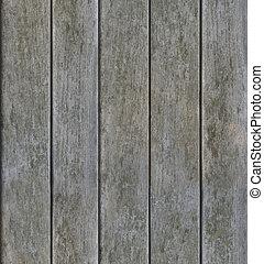 gris, resistido, vertical, seamless, textura, madera