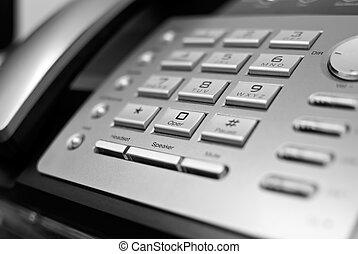 gris, téléphone