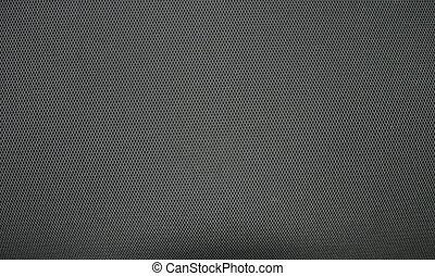 gris, tela
