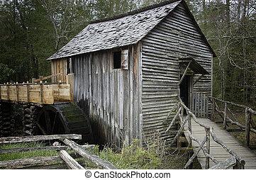Grist Mill, Cades Cove, TN