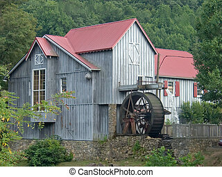 grist mill - operating grist mill in nc