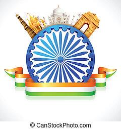 groß, indien