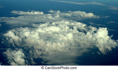 groß, meteo, zyklon, bildung