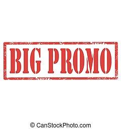 groß, promo-stamp