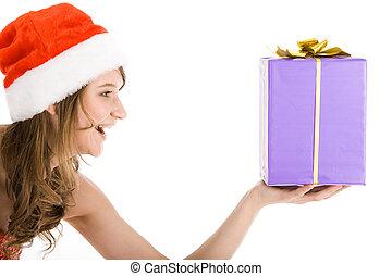 großes geschenk