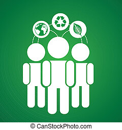 groene, denken