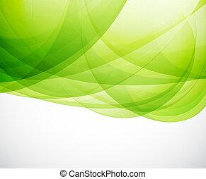 groene, eco, golf