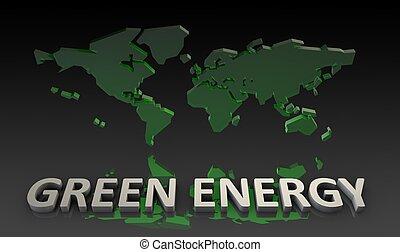 groene, energie