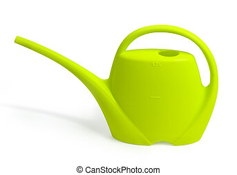 groene, groenteblik