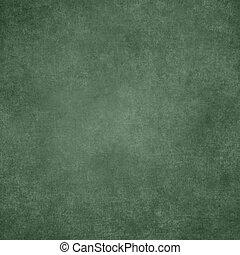 groene, grunge, texture., ouderwetse , abstract, achtergrond, papier