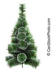 groene, kerstboom