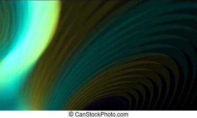 groene, laser, straal, licht, energie