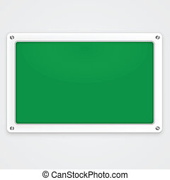 groene, plank