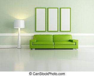 groene, salon