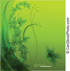 groene samenvatting, achtergrond