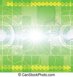 groene samenvatting, technologie, achtergrond