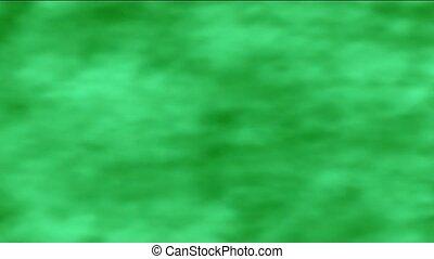 groene, verdoezelen, achtergrond, lus