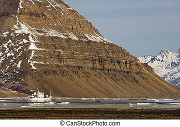 groenlandia, -, antarcticahaven