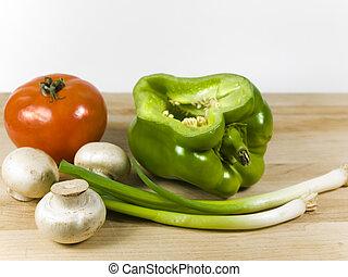 groente, bio