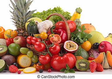 groente, fruit