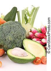 groente, hoop