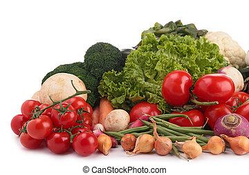 groente, rauwe, regeling