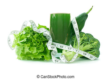 groente smoothie, groene