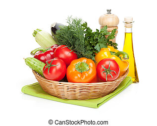 groentes, rijp