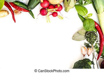 groentes, witte