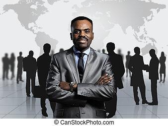groep van zakenmensen