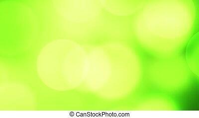 groet, partikels, gloeiend, groene, jaar, nieuw, 2017, lus