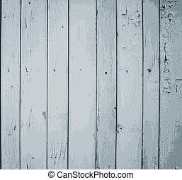 grondslagen, grijze , houten, geverfde