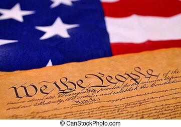 grondwet, ons