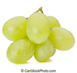 grono, winogrono, zielony