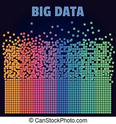 groot, data, machine, leren