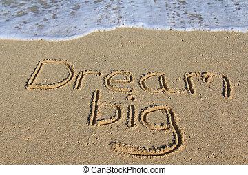 groot, droom