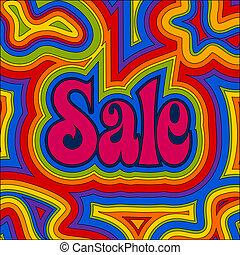 groovy, regenboog, -, verkoop