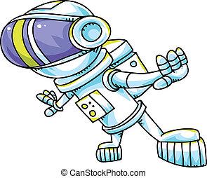 groovy, ruimtevaarder