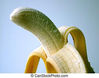 gros plan, banane