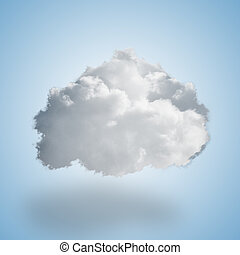 gros plan, nuages