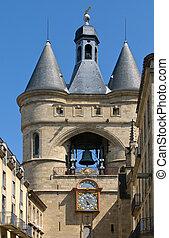 Grosse cloche de Bordeaux, Great Bell of Bordeaux, France