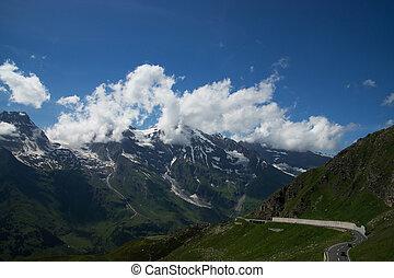 Grossglockner High Alpine Road, Austria