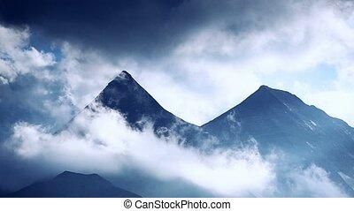 Grossglockner mountain.