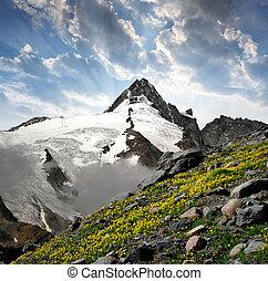 Grossglockner, National Park Hohe Tauern, Austria
