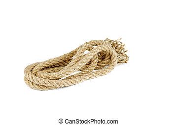 grossier, corde