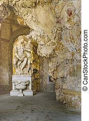 Grotta del Buontalenti, Boboli Garden, Florence - Exterior...