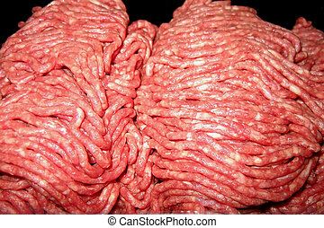 Ground Beef - Raw ground beef
